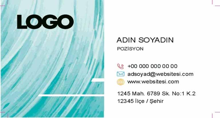 Ankara Ostim Durusoy Kartvizit Tasarım Etiket Reklam ve Baskı