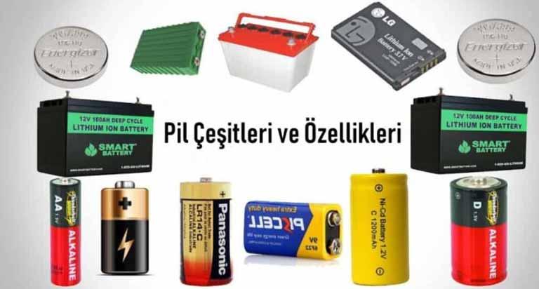 Ankara Ostim Durusoy pil ve batarya çeşitleri